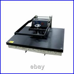 110V Clamshell 24 x 31 Large Format T-shirts Sublimation Heat Press Machine