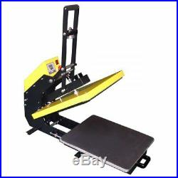 110V USA! 16 x 20 Auto Open T-shirt Heat Press Machine with Slide Out Style