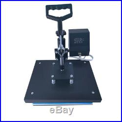 12x9 SWING AWAY Heat Press Machine Sublimation for T-shirt Printing Clothes US