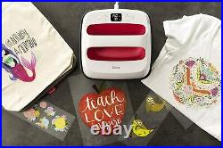 Cricut Easy Press 2 Heat Press Machine For T Shirts and HTV Vinyl Projects, 9